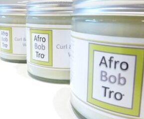 Afro Bob Tro- Artisan Afro Hair Products