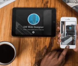 D H Webdesigner