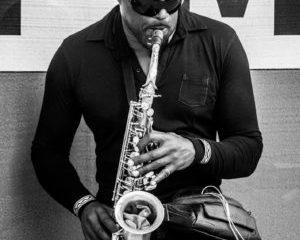 Solo Alto Saxophonist