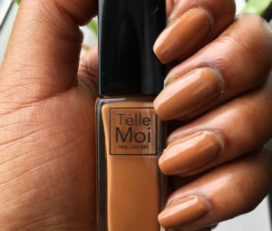 Handmade Vegan Cruelty Free Nude Nail Polishes For All Skin Tones