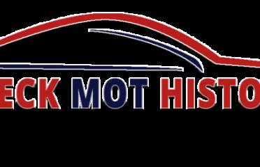 Check MOT History