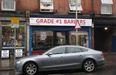 Grade 1 Barbers & Hair Salon