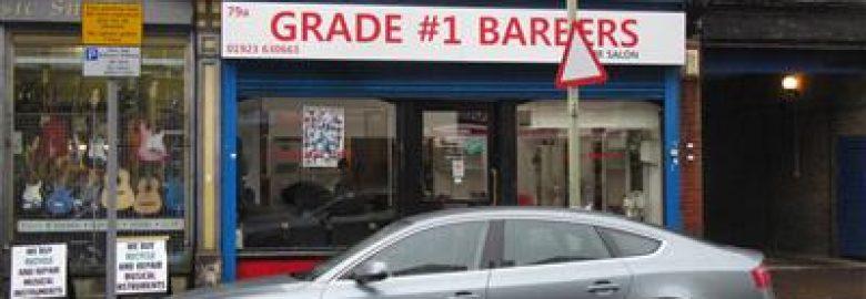 Grade 1 Barbers & Hair Salon
