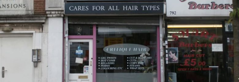 Critique Hair Salon