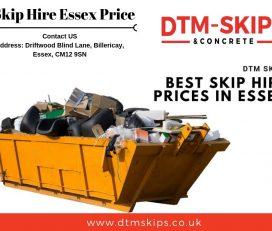 DTM Skips & Concrete