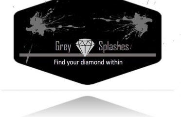 Grey Splashes
