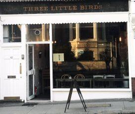 Three Little Birds (Clapham Junction)