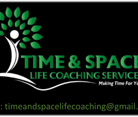 Time & Space Life Coaching Services