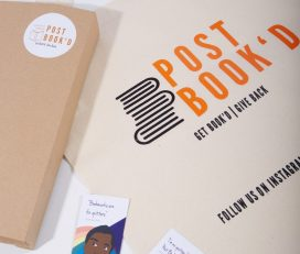 Post Book'd
